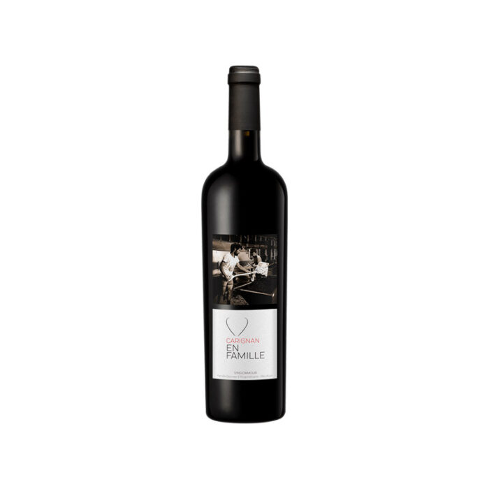 Vin-d'Amour-Carignan-en-famille